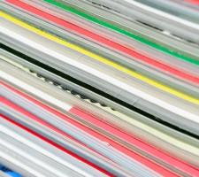 Zeitungen / Broschüren / Verlag
